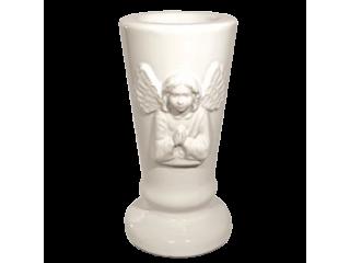 Vase funéraire céramique...