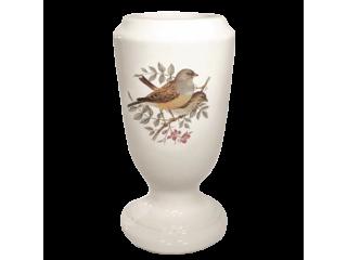 Vase funéraire céramique 81CDO