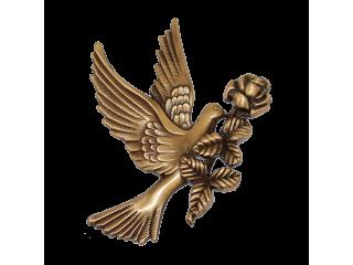 Bronze funéraire B20