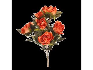 Piquet de 6 roses A