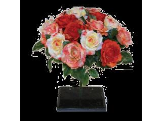 Piquet bouquet de roses D