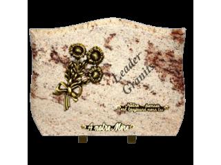 Plaque funéraire 4030F