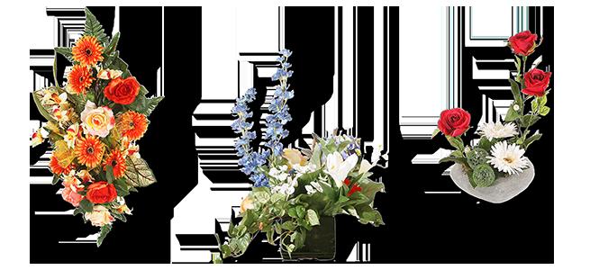 Image réprésentative de la catégorie Fleur artificielle