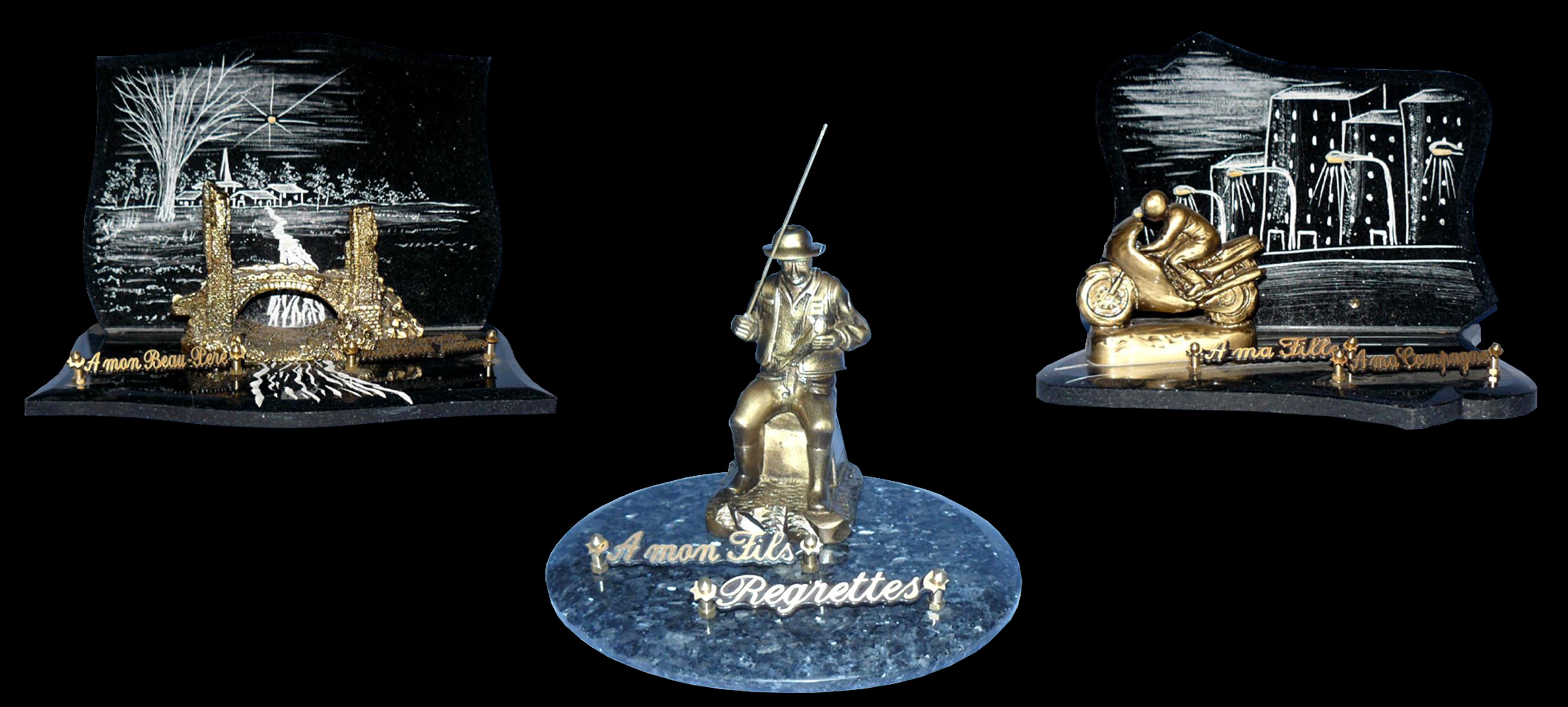 Image réprésentative de la catégorie Sujet funéraire