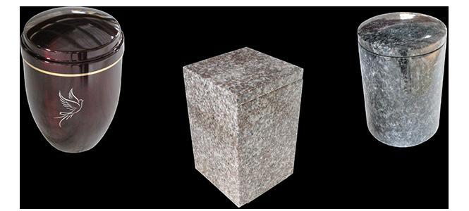 Image réprésentative de la catégorie Urne funéraire
