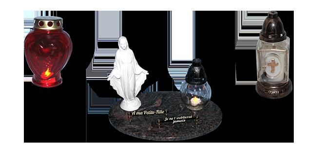 Image réprésentative de la catégorie Lanterne funéraire