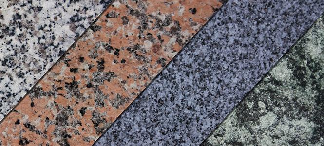 Image réprésentative de la catégorie Nos granits